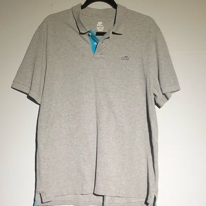 Nike polo with air max logo size xL